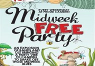 Mid Week Free Party @ Proud Camden