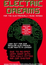 Electric Dreams (electronica club night) @ The Cannick Tapps