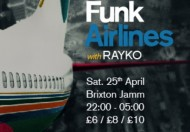 Future Funk Airlines Present: Rayko @ Brixton Jamm