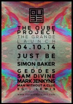 Qubeone // The Official Grande Launch @ The Qube Project