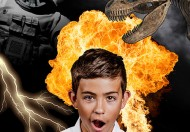 The Hollywood Special Effects Show - Brand New Family Science Show @ The Kings Theatre