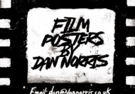 Film Posters by Dan Norris @ Upstairs at the Ritzy