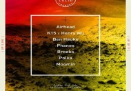 Lucid with Airhead, Henry Wu x K15 & more @ The CLF Art Cafe AKA The Bussey Building