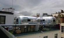 Bristol rooftop trailer park