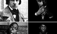 Fryderyk Franciszek Chopin, Tupac, Big L  & Biggie