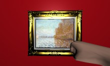 Punch a Monet for Yourself