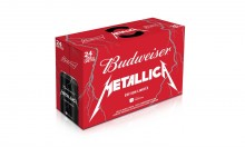 Budweiser X Metallica Limited Edition Beer