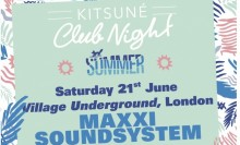 Kitsune Summer Party
