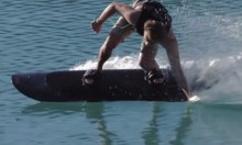 Radinn The Electric Powered Wakeboard