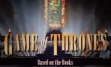 Game Of Thrones - The 80s VHS Version