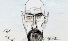 Ralph Steadman X Breaking Bad