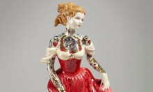 Tattooed Porcelain Ladies