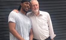 i-D To Release Film of JME and Jeremy Corbyn's Recent Meeting