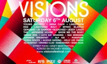Visions Festival Announces 2016 Line-Up With Young Fathers, Anna Calvi & More!