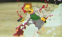 Akira X The Simpsons = Bartkira