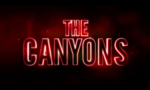 The Canyons Trailer
