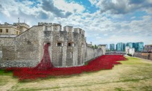 Blood Swept Lands & Seas Of Red At The Tower Of London