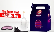 Burger King Presents The Adults Meal!