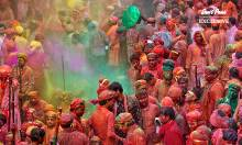 Dario Mitidieri: Holi Festival of Colours
