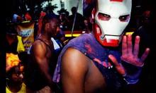 Notting Hill Carnival by Krzysztof Frankiewicz