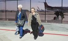 Nannas on a Plane