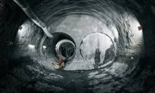 Incredible Underground Photos Of Crossrail
