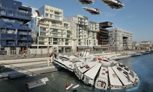 What If LEGO Star Wars Invaded Paris?
