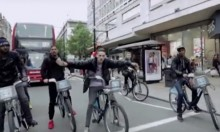BORIS BIKE (German Whip Parody) - Vuj, KSI, Klayze, JME