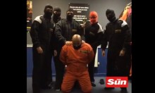 HSBC Staff Fired After Staging Mock ISIS Beheading
