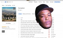 Dr Dre Releases New Album Compton Exclusively To Apple Music