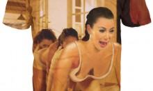 Kim Kardashian Human Centipede T-Shirt