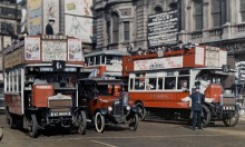 Colour Photos Of England In The 1920s