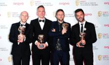 Don't Panic Won A BAFTA!