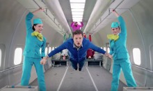 Watch OK Go In Zero Gravity