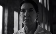 Marina Abramović Does Something For Money, Everyone Goes Mental