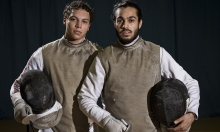 Meet Rajan and Jai – Young Fencing Champions With Olympic Aspirations