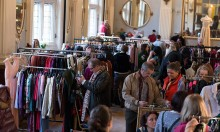 Clerkenwell Vintage Fashion Fair: November Edition