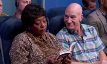 Sir Patrick Stewart Is The Most Annoying Person On A Plane