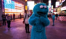 Cookie Monster Arrested For Groping Teenager