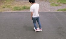 WalkCar - The Smallest Vehicle On Earth