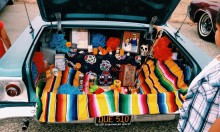 The Car Trunk Shrines Of Dia De Los Muertos