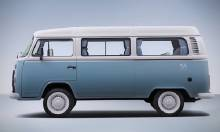 Volkswagen Produce Last Ever Edition Of Their Iconic Camper Van