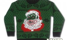 Devilish Christmas Jumpers for Festive Satanists
