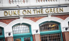 FOOD REVIEW - Duke On The Green