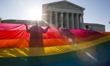 Supreme Court Declares Gay Marriage Legal Across US