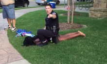 Texas Cop Suspended After Violence At Pool Party
