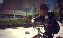 Pharrell Williams x Nigel Sylvester: BMX Culture