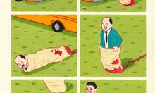 Joan Cornella's Horrible Drawings