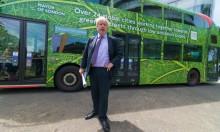 Stupid Boris Johnson To Unveil New Line Of Shitty Buses