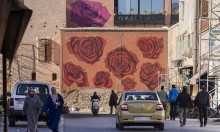 Dotmasters Painted A Mural At Marrakech Biennale